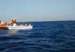 Aquarius Ship Recovers 11 People From Boat Off Libyan Coast [Video]
