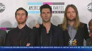 Maroon 5 Super Bowl Show? [Video]