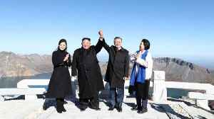 Third Inter-Korean Summit Ends With Symbolic Mountain Visit [Video]
