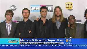 Trending: Super Bowl Halftime Show [Video]