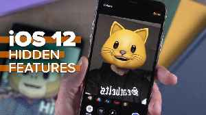 iOS 12 hidden features [Video]