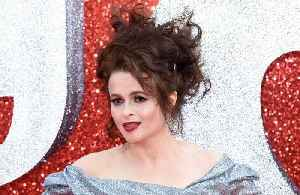 Helena Bonham Carter hires psychic to contact Princess Margaret [Video]