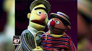 Bert and Ernie are gay, Sesame Street writer says [Video]