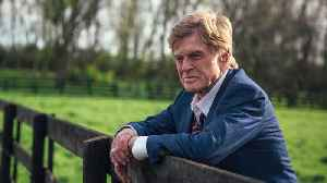 Robert Redford's Final Film Is Coming to Theaters This Month [Video]