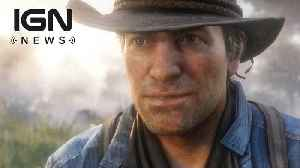 Red Dead Redemption 2 Will Feature a Full First-Person Mode at Launch - IGN News [Video]