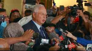 Malaysian ex-PM Najib hit with 25 new charges over 1MDB scandal [Video]