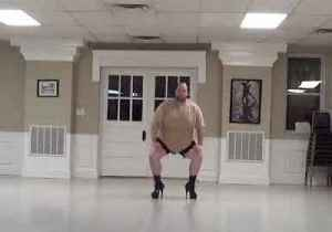 Plus-Size Dancer Has Better Moves Than You, Even in Heels [Video]