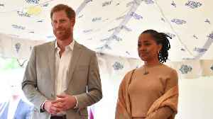 Duchess of Sussex Joined by Mother Doria at 'Together' Launch Event [Video]