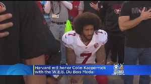 Colin Kaepernick To Be Awarded Medal From Harvard University [Video]