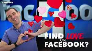 Facebook Launches Its Dating Platform: 3 Things to Know Today [Video]