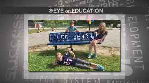 Eye On Education: Buddy Benches; Mr. Miller Retires [Video]