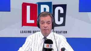 Theresa May Should Chuck Chequers And Offer An Ultimatum: Farage [Video]