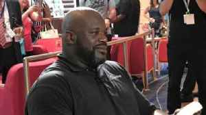 Shaquille O'Neal goes strong on Wade retirement tour, state of Heat [Video]