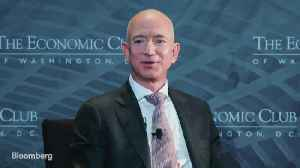 Amazon's Bezos Says a Falling Stock Price Doesn't Mean Things Are Bad [Video]