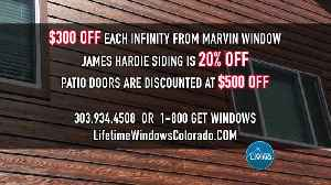 Energy Efficient Windows with Lifetime Windows and Siding [Video]