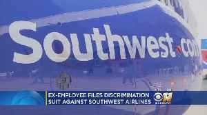 Former Southwest Airlines Employee Files Discrimination Suit Over Alleged 'Whites-Only' Break Room At Airport [Video]