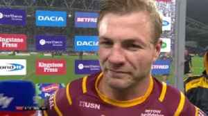 Wane taking nothing for granted in semi-finals [Video]