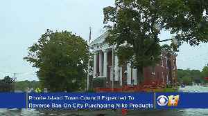 Town Expected To Reverse Nike Ban [Video]