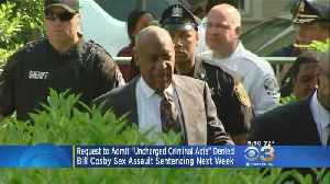Judge Puts Limit On Accusers At Cosby Sentencing [Video]