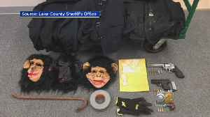 3 Wisconsin Men Arrested After Police Find Loaded Guns, Cocaine, Monkey Masks In Car [Video]