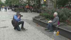 Photographer Gives Voice To City's Elderly [Video]