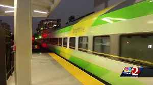 WESH 2 investigates airport train station costs [Video]