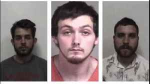 3 Men Charged After Children Found Wandering in the Street [Video]