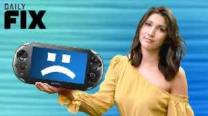 PlayStation Says Goodbye to Handhelds [Video]