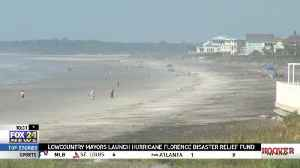 Assessing Folly Beach After Florence [Video]