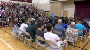 Holocaust Survivor Speaks At Local Middle School [Video]