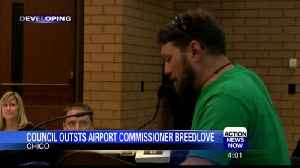 Chico City Council Votes to Remove An Airport Commissioner [Video]