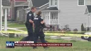 Police searching home in Madison, neighbors told search related to Middleton shooting [Video]