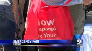 Emergency Preparedness Fair gets citizens ready for the worst [Video]