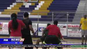 3-on-3 basketball league in St. Martin [Video]