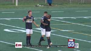 Trine Battles USF to Draw [Video]
