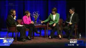 Rep. McMorris Rodgers, challenger Brown square off in first of several debates [Video]