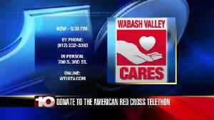 Wabash Valley Cares Telethon Underway [Video]