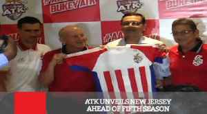 ATK Unveils New Jersey Ahead Of Fifth Season [Video]
