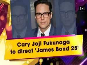 Cary Joji Fukunaga to direct 'James Bond 25' [Video]