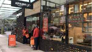 Amazon's Cashierless Stores Could Do $6 Billion But Data Could Be A Game-changer [Video]