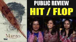 'Manto' receives OUTSTANDING Public REACTIONS [Video]