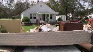 N.C. residents return to homes destroyed by floodwaters, sewage [Video]