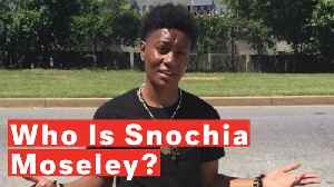 Who Is Maryland Shooting Suspect Snochia Moseley? [Video]