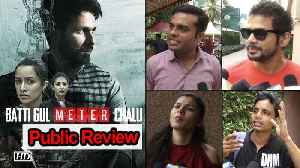 Batti Gul Meter Chalu Review | Shahid's BO meter to go high or low [Video]
