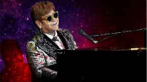 Elton John Signs With Universal 'For The Rest Of His Career' [Video]