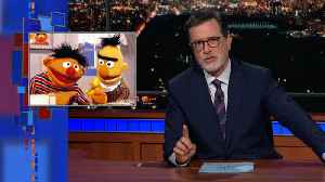 Are Bert And Ernie A Gay Couple? [Video]