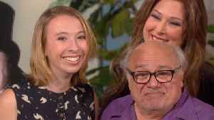 The Talk - Danny DeVito Surprises Fan Who Took His Cardboard Cutout to Prom on 'The Talk' [Video]
