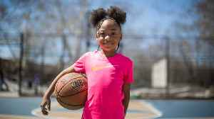 The 8-Year-Old Basketballer Shooting For The Stars | KICK-ASS KIDS [Video]