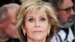 Jane Fonda's Advice For Sexual Predators Trying To Get Back Into Hollywood [Video]