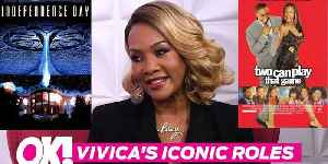 Vivica A. Fox Shares Amazing Behind-The-Scenes Secrets From Her Most Famous Films [Video]